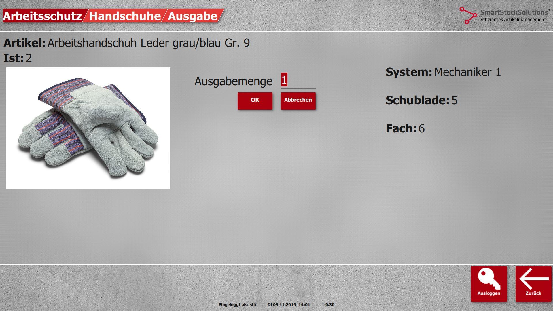 software lagerverwaltung stb-system